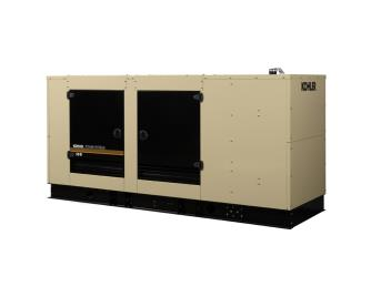 100 kW Gas Generators Industrial
