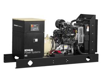 45 kW Gas Generators Industrial