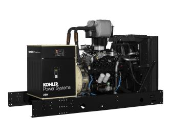 250 kW Gas Generators Industrial